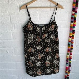 Urban Outfitters Kimchi Blue Floral Dress sz M